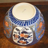 Superb Large Fukagawa Porcelain Bowl (10 of 11)
