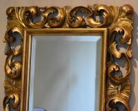 Italian Giltwood Mirror c.1900 (4 of 7)