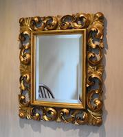 Italian Giltwood Mirror c.1900 (5 of 7)