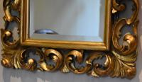 Italian Giltwood Mirror c.1900 (6 of 7)