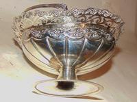 Edwardian Silver Basket (5 of 6)