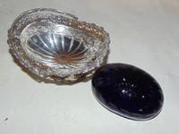 Edwardian Silver Basket (4 of 6)