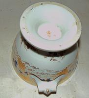 Derby Porcelain Sauce Tureen, Marked 1820 (2 of 4)