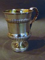 Georgian Silver Footed Cup