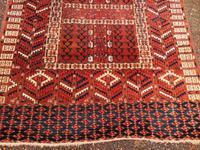 Antique Tekke Turkoman Ensi Rug c.1900 (6 of 7)