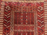 Antique Tekke Turkoman Ensi Rug c.1900 (7 of 7)