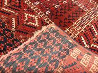 Antique Tekke Turkoman Ensi Rug c.1900 (3 of 7)