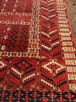 Antique Tekke Turkoman Ensi Rug c.1900 (2 of 7)