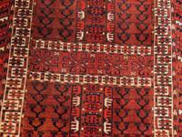 Antique Tekke Turkoman Ensi Rug c.1900 (4 of 7)