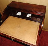 Georgian Mahogany Tambour Desk (11 of 11)