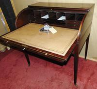 Georgian Mahogany Tambour Desk (3 of 11)