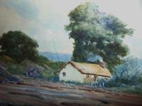 Watercolour Crinan by P. Macgregor Wilson (3 of 5)