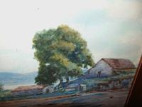 Watercolour Crinan by P. Macgregor Wilson (5 of 5)