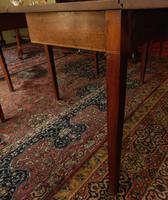 Georian Mahogany Dining Table (9 of 11)