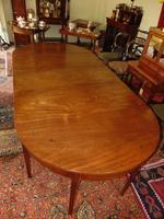 Georian Mahogany Dining Table (10 of 11)