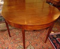 Georian Mahogany Dining Table (2 of 11)