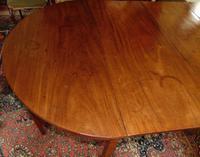 Georian Mahogany Dining Table (3 of 11)