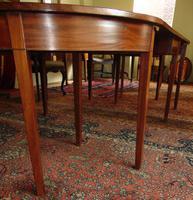 Georian Mahogany Dining Table (4 of 11)