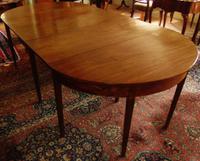 Georian Mahogany Dining Table (6 of 11)