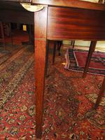 Georian Mahogany Dining Table (8 of 11)