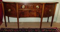 Georgian Style Mahogany Sideboard c.1880 (2 of 12)