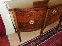 Georgian Style Mahogany Sideboard c.1880 (4 of 12)