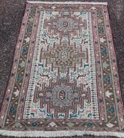 Persian Soumac Rug c.1925 (4 of 6)