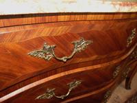French Louis XV Style Kingwood Commode (5 of 9)
