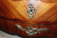 French Louis XV Style Kingwood Commode (7 of 9)