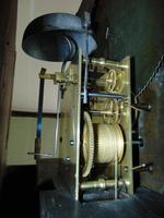 Georgian Mahogany Longcase Clock (13 of 15)