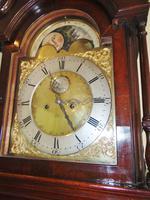 Georgian Mahogany Longcase Clock (4 of 15)