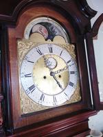 Georgian Mahogany Longcase Clock (5 of 15)