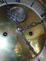Georgian Mahogany Longcase Clock (6 of 15)