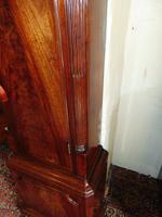 Georgian Mahogany Longcase Clock (10 of 15)