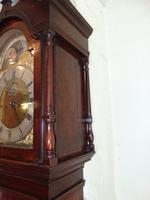 Georgian Mahogany Longcase Clock (11 of 15)
