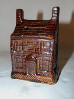 Treacle Glazed Money Box c.1830
