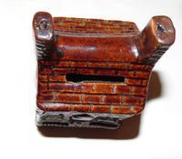 Treacle Glazed Money Box c.1830 (4 of 5)