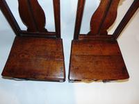 Pair Stuart Oak Side Chairs (6 of 7)