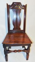 Pair Stuart Oak Side Chairs (3 of 7)