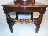 Pair Stuart Oak Side Chairs (5 of 7)