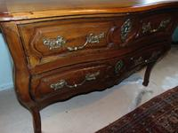 French 18th Century Cherrywood Commode (9 of 10)