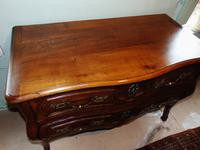 French 18th Century Cherrywood Commode (2 of 10)