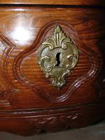 French 18th Century Cherrywood Commode (10 of 10)