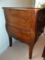 French 18th Century Cherrywood Commode (3 of 10)