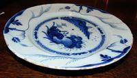 18th Century Bristol Delft Dish (4 of 5)