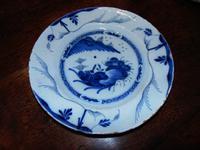 18th Century Bristol Delft Dish