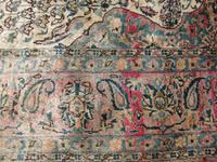 Antique Persian Ispahan All Silk Rug (11 of 11)