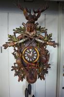 Musical Black Forest Cuckoo Clock