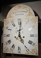 18th Century Mahogany 8 Day Longcase / Grandfather Clock (5 of 8)