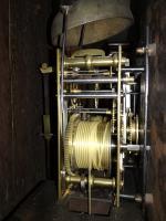18th Century Mahogany 8 Day Longcase / Grandfather Clock (6 of 8)